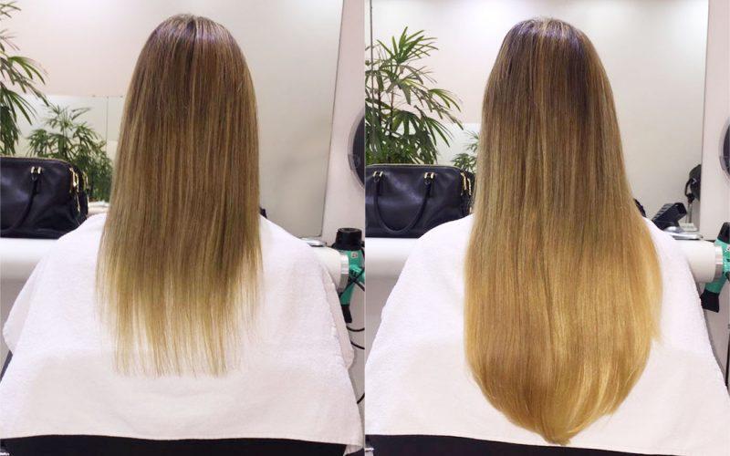 effb3beea Conheça os tipos de alongamento de cabelos | Nilta Estilo em Cabelos